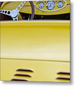 1929 Ford Model A Roadster Metal Print