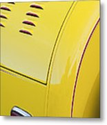 1929 Ford Model A Roadster Taillight Metal Print