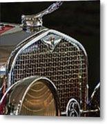 1929 Lasalle Hood Ornament Metal Print