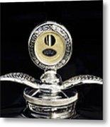 1930 Ford Hood Ornament  Metal Print
