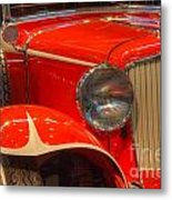 1931 Cord Automobile Metal Print