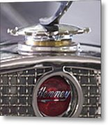 1931 Henney 2-passenger Convertible Hood Ornament Metal Print