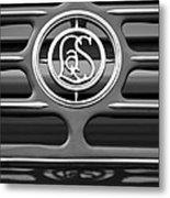 1932 Cadillac Lasalle Emblem 2 Metal Print