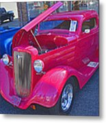 1934 Chevy Coupe Metal Print