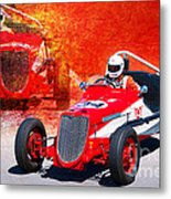 1934 Ford Indy Special Metal Print