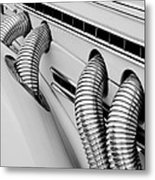 1935 Auburn Model 851 Supercharged Speedster Side Pipes Metal Print