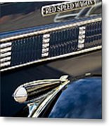 1935 Reo Speed Wagon 6ap Pickup  Metal Print
