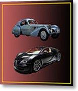 1936 Bugatti 2010 Bugatti Metal Print