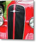 1936 Chevy  8552 Metal Print