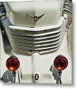 1937 Cord 812 Sc Phaeton Grille Metal Print