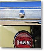 1937 Hudson Terraplane Pickup Truck Taillight Metal Print
