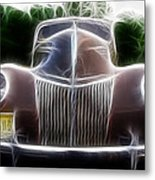 1939 Ford Deluxe Metal Print