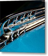 1939 Plymouth Deluxe P8 Metal Print