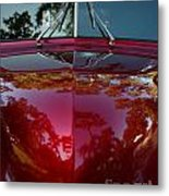 1941 Ford Truck Nose Metal Print