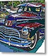 1946 Chevrolet Metal Print