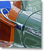 1948 Chrysler Town And Country Convertible Coupe Metal Print