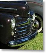 1948 Ford Super Deluxe Metal Print