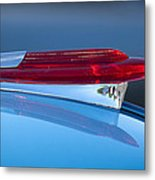 1950 Chevrolet Hood Ornament 5 Metal Print