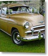 1950 Chevrolet Metal Print