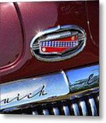 1951 Buick Eight Metal Print
