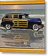 1951 Chevy Sedan Delivery Metal Print