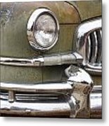 1951 Nash Ambassador  Metal Print
