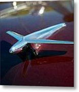 1952 Ford Customline Metal Print