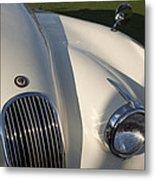 1954 Jaguar Xk 120 Se Roadster Metal Print