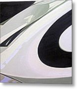 1954 Mercedes W196 Streamliner Metal Print