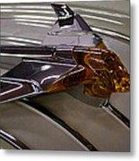 1954 Pontiac Chieftain Deluxe 8 Station Wagon Metal Print