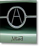 1955 Allard J2r Emblem Metal Print