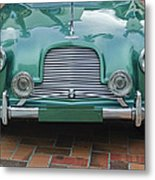 1955 Aston Martin Metal Print
