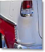 1955 Chevrolet 210 Taillight Metal Print