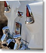 1955 Chevrolet 210 Taillights Metal Print