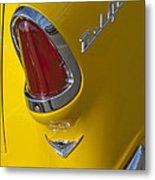 1955 Chevrolet Nomad Taillight Metal Print