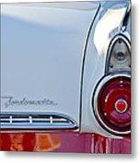 1955 Ford Fairlane Fordomatic Taillight Metal Print