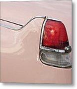 1956 Cadillac Taillight Metal Print