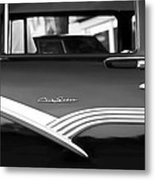 1956 Ford Fairlane Club Sedan Metal Print