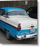 1956 Ford Fairlane Metal Print