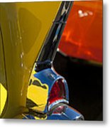1957 Chevrolet Taillight Metal Print