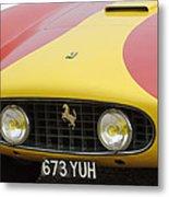 1957 Ferrari 250 Gt Lwb Scaglietti Berlinetta Metal Print