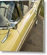 1957 Ford Fairlane 500 Skyliner Retractable Hardtop Convertible Metal Print