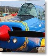 1958 Morrisey 2150 Cn Fp2 Aircraft 7d15835 Metal Print