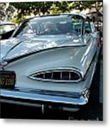 1959 Chevrolet Impala Taillight Metal Print