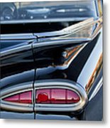 1959 Chevrolet Taillight Metal Print