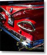 1959 Chevy El Camino  Metal Print