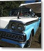 1959 Ford Fairlane Metal Print