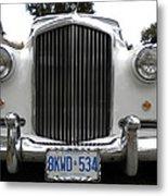 1960 Bentley Front Metal Print