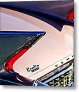 1960 Cadillac Eldorado Taillights Metal Print