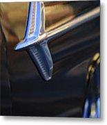 1960 Chevrolet El Camino Emblem Metal Print
